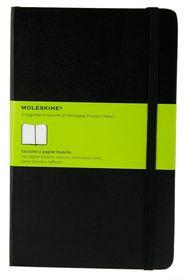 Moleskine Classic Black Large Plain