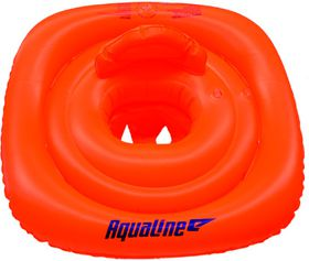 Aqualine - Baby Swim Seat Orange (Size: 6-12 months)
