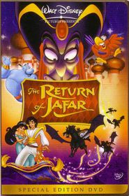 Aladdin The Return of Jafar (DVD)