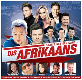 Various Artists - Dis Afrikaans: Daar's Net Een Kans (CD)