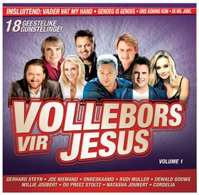 Various Artists - Vollerbors Vir Jesus Vol. 1 (CD)