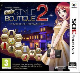New Style Boutique 2 - Fashion Forward (3DS)
