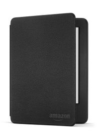 Amazon Leather Cover for New Kindle Touch - Black