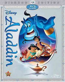 Aladdin Diamond Edition (Region A Import Blu-Ray)