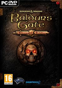 Baldurs Gate: Enhanced Edition (PC DVD)