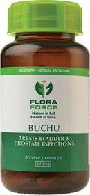 Flora Force Buchu - 60 Capsules