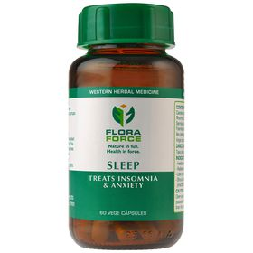 Flora Force Sleep - 60 Capsules