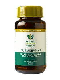 Flora Force Turmerynne - 90 Capsules