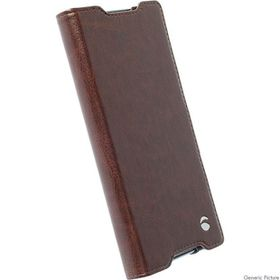 Krusell Ekero FolioWallet for the Sony Xperia Z5 Compact - Brown