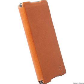 Krusell Kiruna FlipCase for the Sony Xperia Z5 - Brown