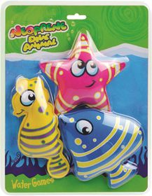 Tanga - Dive Animals