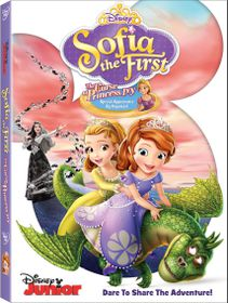 Sofia The First: The Curse Of Princess Ivy (DVD)