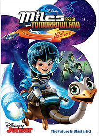 Miles From Tomorrow: Lets Rocket! (DVD)