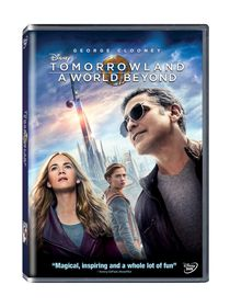 Tomorrowland: A World Beyond (DVD)