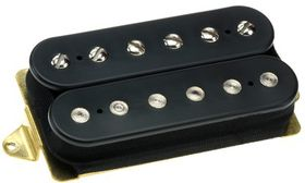 DiMarzio DP212BK EJ Custom Bridge Humbuckers Electric Guitar Pickup - Black