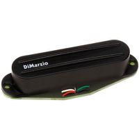 DiMarzio DP218 Super Distortion S Strat Humbucker Electric Guitar Pickup - Black