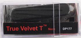 DiMarzio DP177 True Velvet T Neck Electric Guitar Pickup - Black