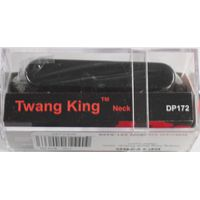 DiMarzio DP172 Twang King Tele Neck Electric Guitar Pickup - Black