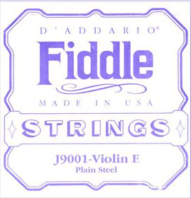 D'Addario Fiddle Medium Tension 4/4 Scale Fiddle Strings