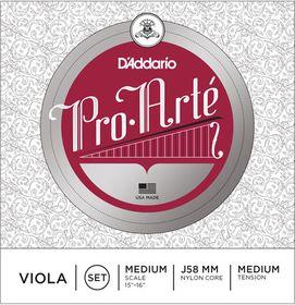 D'Addario Pro-Arte Medium Tension Medium Scale Viola String