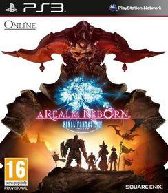 Final Fantasy XIV (14) A Realm Reborn (PS3)