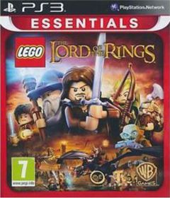 Lego Lord Of The Rings (Essentials) (PS3)