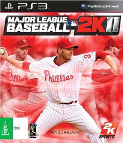 Major League Baseball 2K11 (OZ) (PS3)
