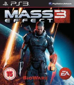 Mass Effect 3 (BBFC) (PS3)