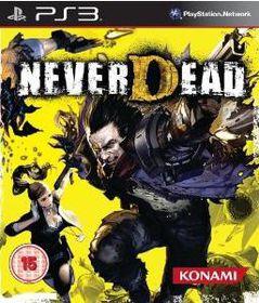 Neverdead (BBFC) /PS3