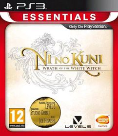 Ni No Kuni: Wrath of the White Witch (Essentials) /PS3