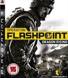 Operation Flashpoint: Dragon Rising (BBFC) (PS3)