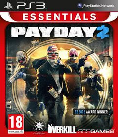 Payday 2 (Essentials) (PS3)