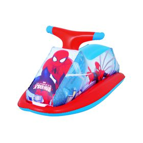 Bestway - Spiderman Race Rider - Red