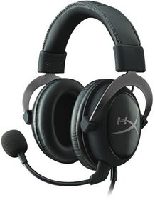 Kingston - HyperX Cloud II Gaming Headset - Grey