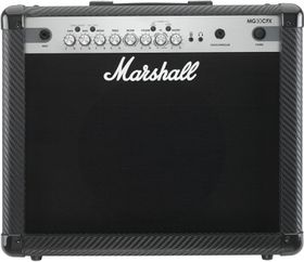 "Marshall MG30CFX MG Carbon Fiber Series 1x10"" Electric Guitar Combo Amp -30 W"