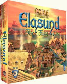 Elasund: The First City Boardgame