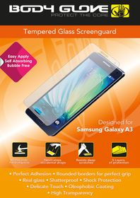 Body Glove Tempered Glass Screenguard - Samsung 2015 A3