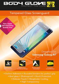 Body Glove Tempered Glass Screenguard - Samsung A7 2015