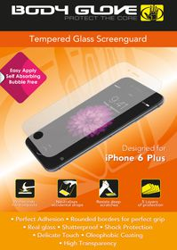 Body Glove Tempered Glass Screenguard - iPhone 6 Plus
