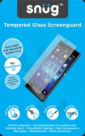 Snug Tempered Glass Screenguard - Blackberry Z3