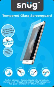 Snug Tempered Glass Screenguard - Huawei P8 Lite