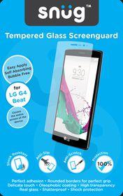 Snug Tempered Glass Screenguard - LG G4 Beat
