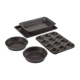 Baker's Secret - Essentials 5 Piece Bakeware Set