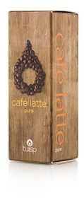 Twisp Cafe Latte Zero - 20ml