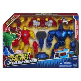 Avengers Super Hero Mashers Battle Pack - Iron man Vs. Iron Monger