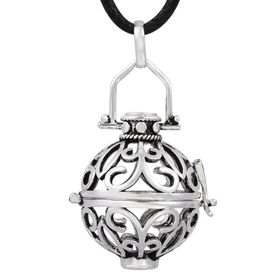 Shiroko Silver plated Harmony Pendant HP003 - For A 18mm Ball