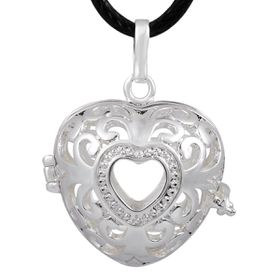 Shiroko Silver plated Harmony Pendant HP071 - For A 18mm Ball