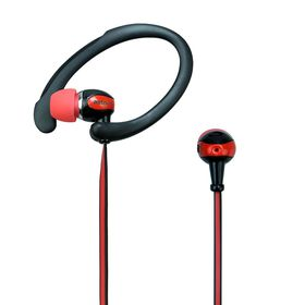 Astrum Sports Wired Earbud Red - EB330