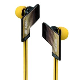 Astrum Wired Earbud Yellow - EB350