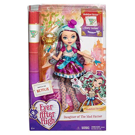 Dolls & Bears ????ever After High Madeline Hatter Chapter 1 Doll Dress Only!!!????